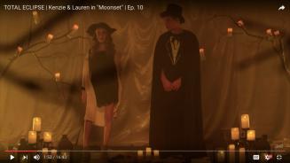 TV series Total Eclipse (screenshot)